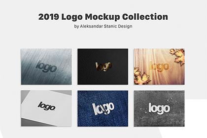 2019 PSD Logo Mockups