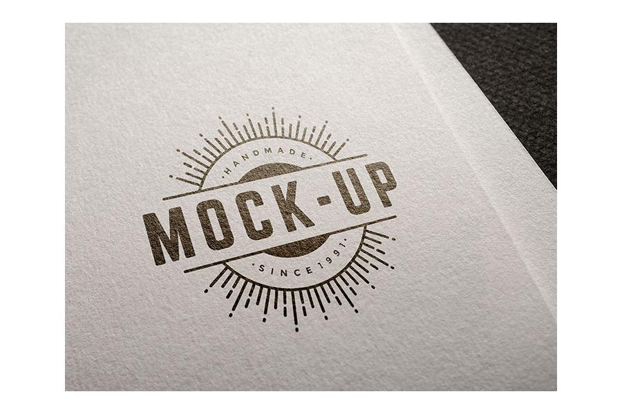 Logo/Badge Free Mockups