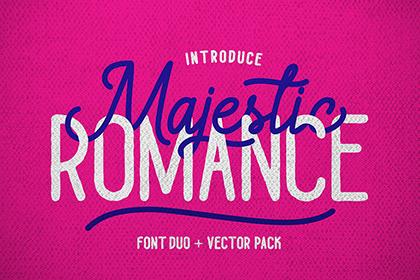 Majestic Romance Script Demo