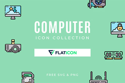 Free Computer Icon Pack