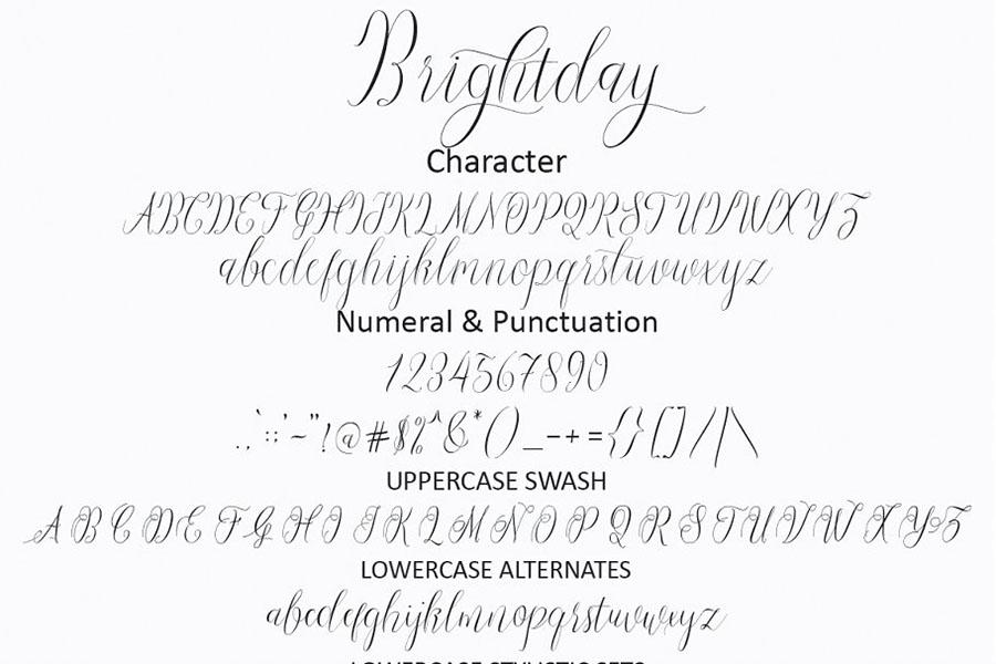 Brightday Script Free Demo