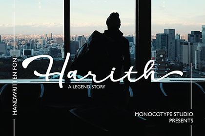 Harith Script Free Demo