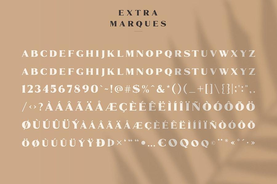 Jadyn Maria Luxury Font