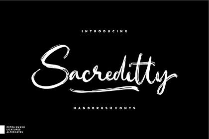 Sacreditty Script Free Demo