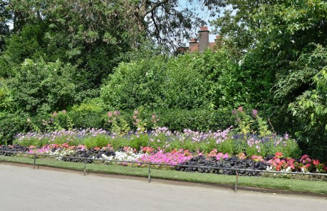 Queen Mary's Gardens - Flower Beds 2