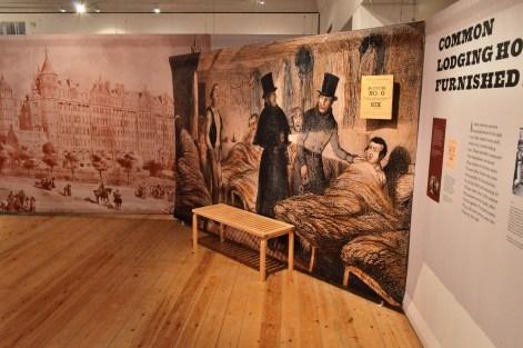 Geffrye Exhibition - Lodgings