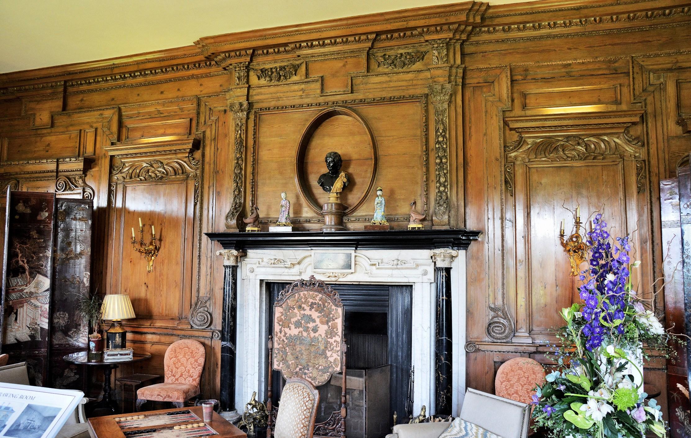 Leeds Castle Interiors  Picture This uk