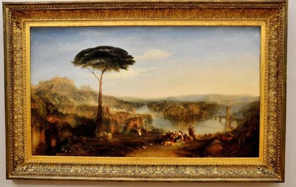 Tate Gallery Paintings by Turner