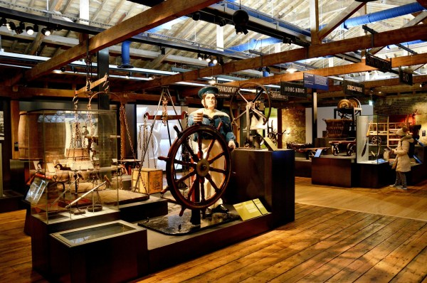 Museum Of London Docklands Uk