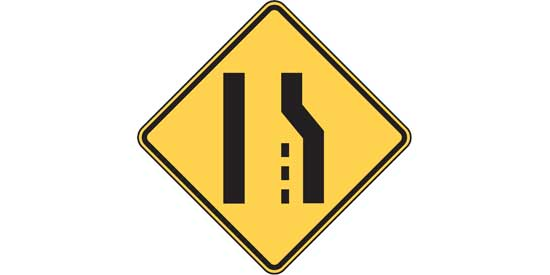 FreeDMVTest - U.S. Road Sign