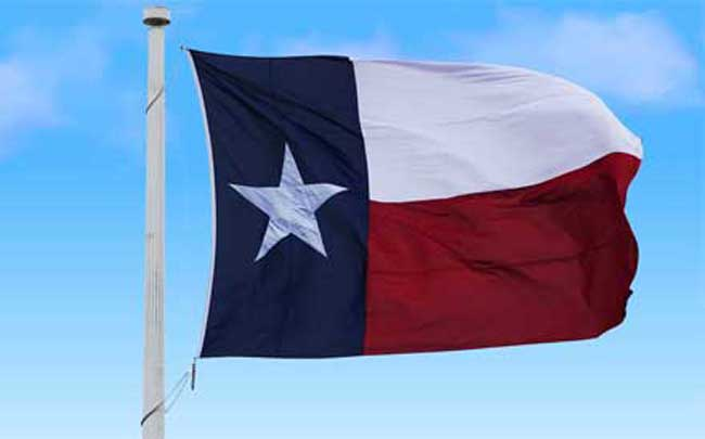 Texas Flag – Copyright: Xzelenz Media