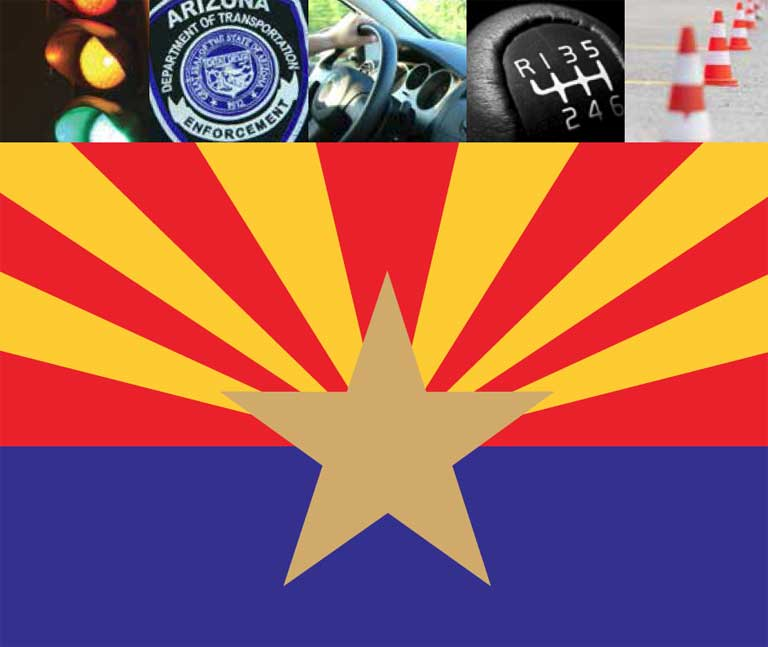 Arizona MVD Driver Manual – AZDOT 2017
