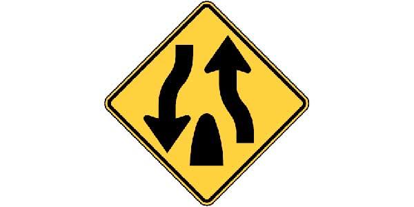 Road signs cheat sheet - 11