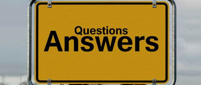 Questions and Answers for your Road Signs Test