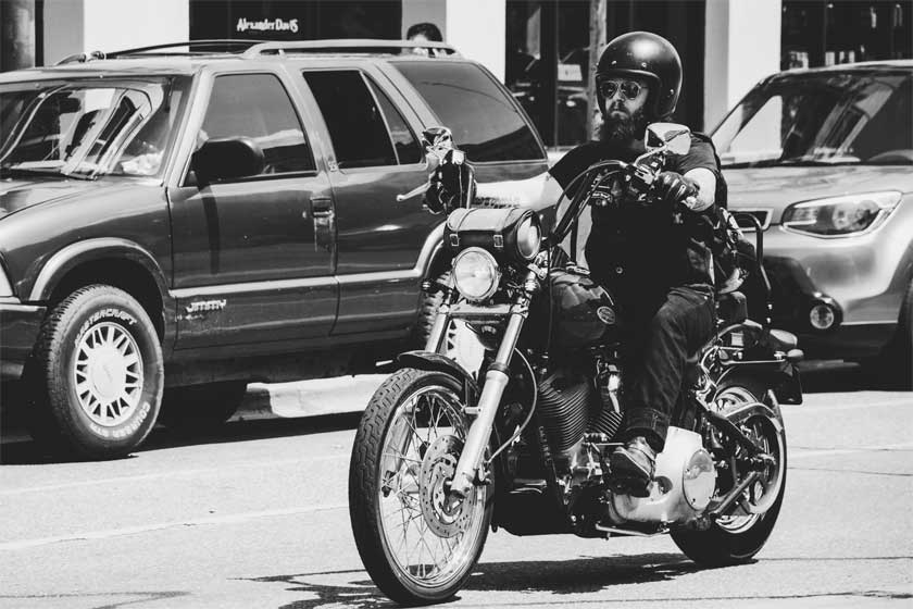 Rights and Responsibilities of Motorcyclists