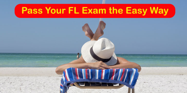 Florida Exam – the Easy Way