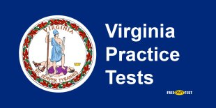 Virginia permit practice tests - free DMV tests
