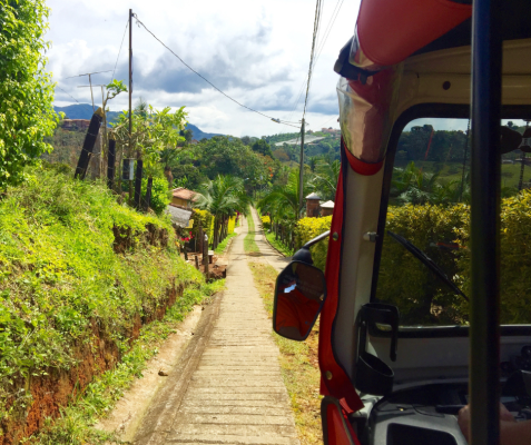 Colombia's Pueblo of Paradise – Jericó