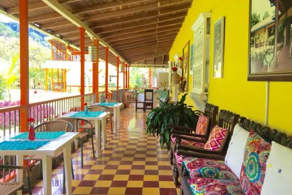 Kantarrana Casa de Campo – Jardín, Colombia
