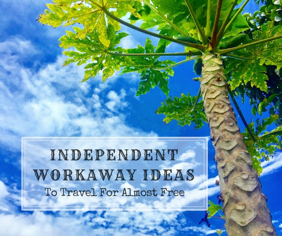 travel workaway ideas