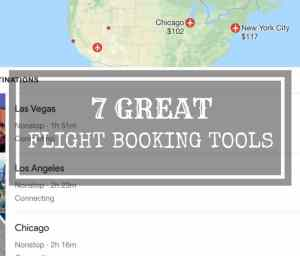 Best tools to book flights