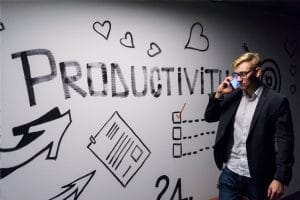 Productivity is not personal