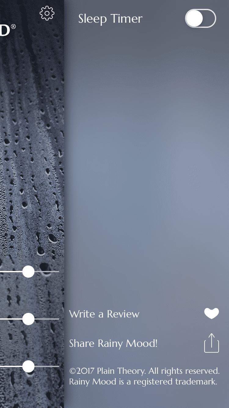 Rainy Mood 3