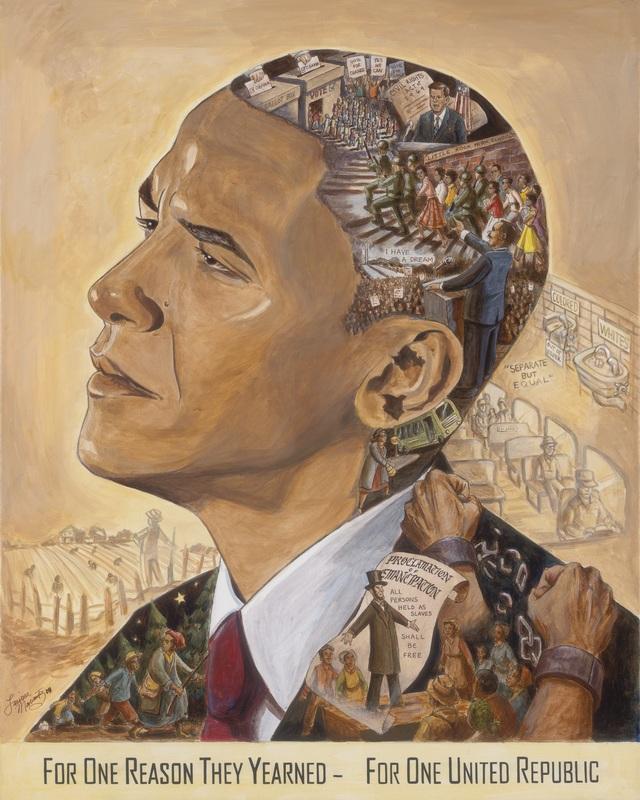 Larissa Marantz Obama