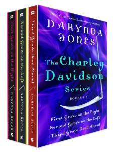Darynda Jones books