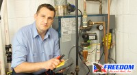 Troubleshooting Your Gas Furnace - Freedom Air and Heat