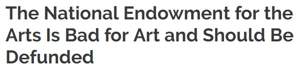 an analysis of the national endowment for the arts On december 5, 2013 , the us bureau of economic analysis (bea) and the national endowment for the arts (nea) released prototype estimates from the new arts and cultural.