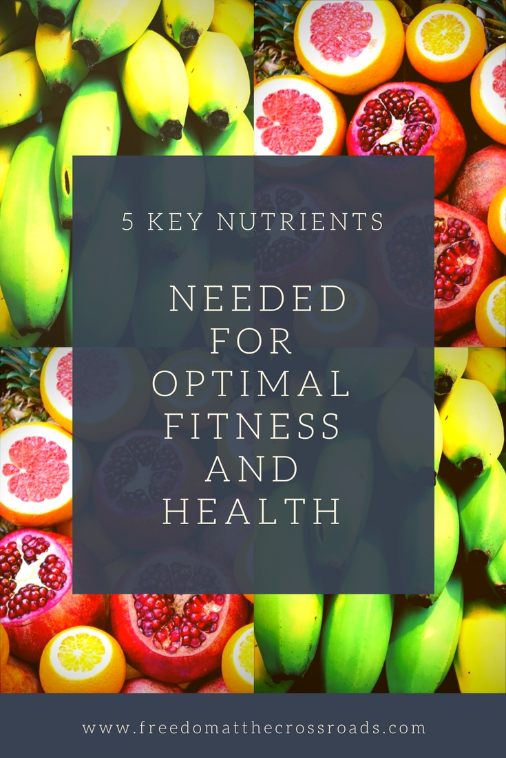Whether Youre An Athlete Gym Rat Or Just Someone Who Wants To Optimize Their Fitness And Health Certain Nutrients Are Key To Maintaining A Healthy Body