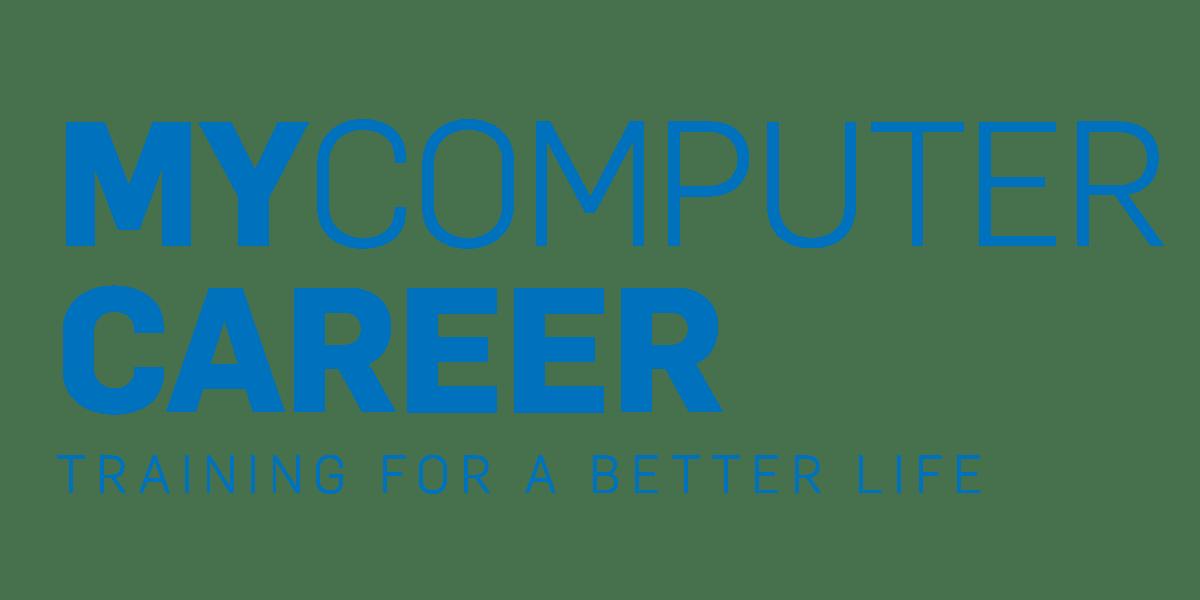 my computer career logo