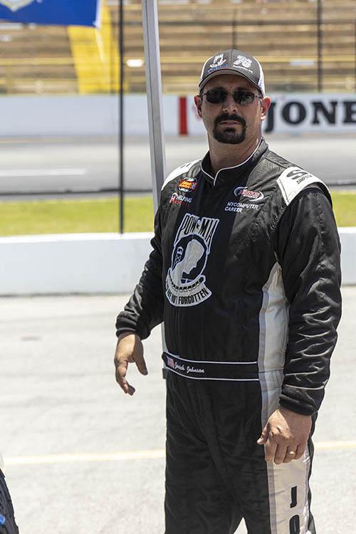 Jerick Johnson Carteret Speedway