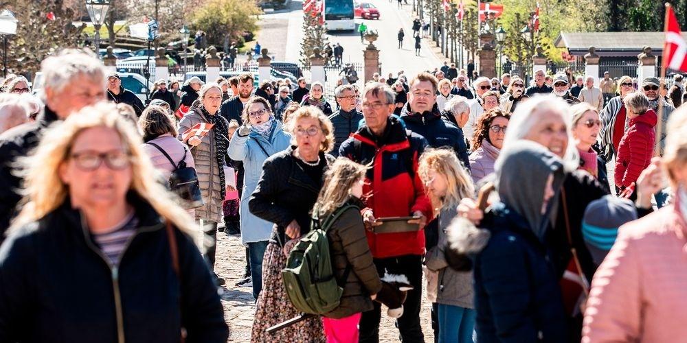 デンマークはすべてのコロナ対策を廃止します