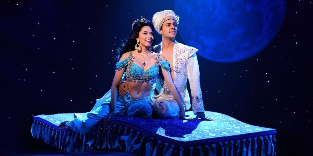 Broadway's 'Aladdin' Performs One Show Before Covid Outbreak of 'Fully-Vaccinated' Cast Shuts Them Down Again