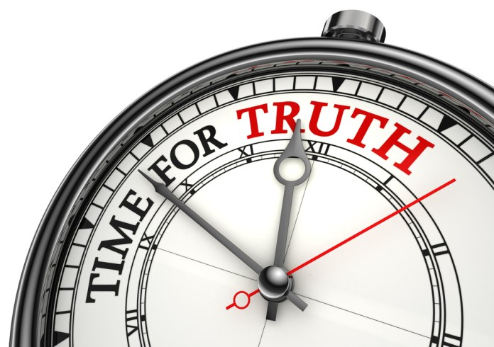 time for truth in elections