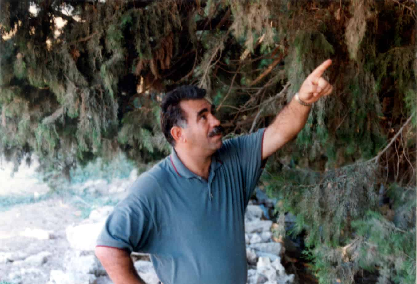 the ideas of ocalan