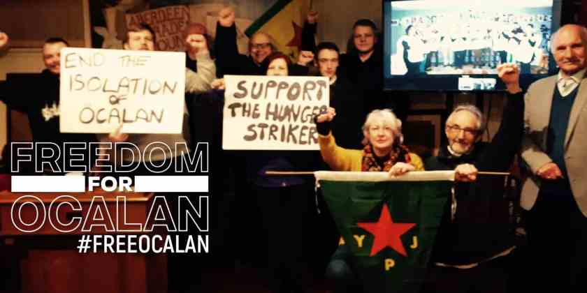 Scottish trade unions add their voice to Kurdish solidarity