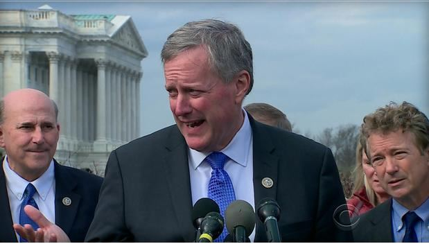 Freedom Caucus Taking the Initiative on Obamacare Repeal