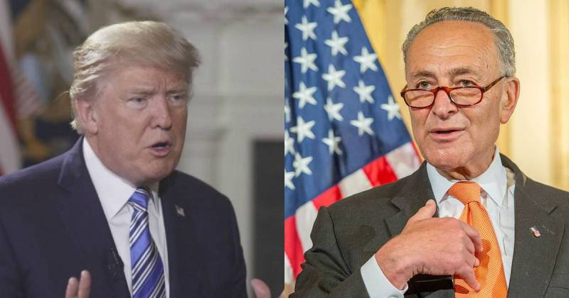 Trump's One Word Response Says All We Need To Know About Senate's Vote To Block National Emergency