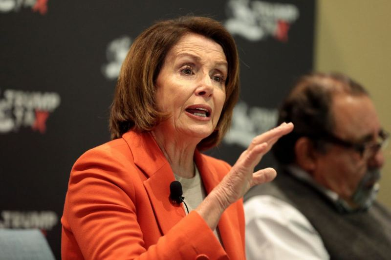 """Pelosi: """"I Don't Trust Barr, I Trust Mueller. Let Us See The Report"""""""