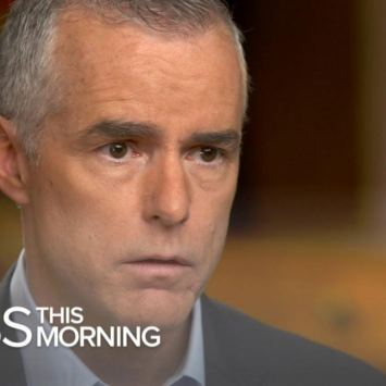 Ex-FBI Admits To A LOT During 60 Minutes Interview, Trump Dishes Harsh Rebuke