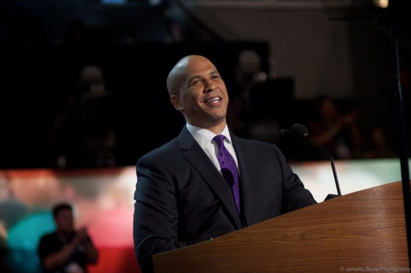 Cory Booker Calls The Founding Fathers Bigoted For How They Wrote Constitution