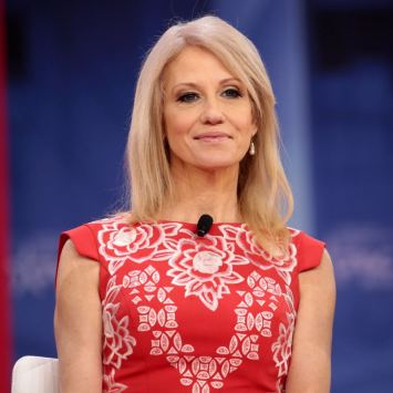 [VIDEO] Special Counsel Office Calls For Trump To Fire Kellyanne Conway, Trumps Response