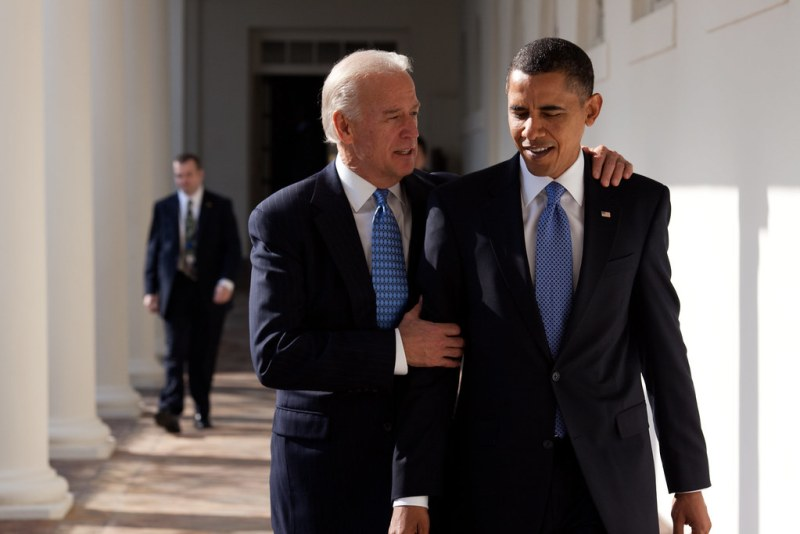 """Biden Plan Backfires, """"Happy #BestFriendsDay, to my friend, @BarackObama."""""""