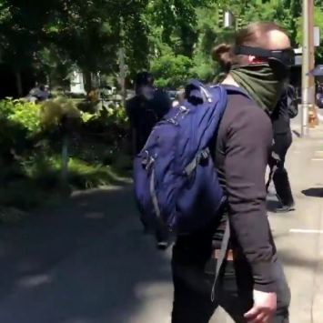 Is An Anti-Mask Law Coming To Portland After Antifi Attacks?