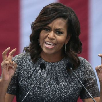 Dinesh D'Souza Calls Out Michelle Obama, Says What Few Dare To Say