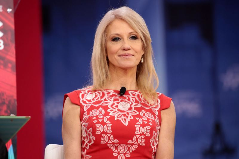 "WATCH: Kellyanne Conway Fires Back at ""Creepy/Sleepy/Weepy"" Joe Biden, ""You Lied"""