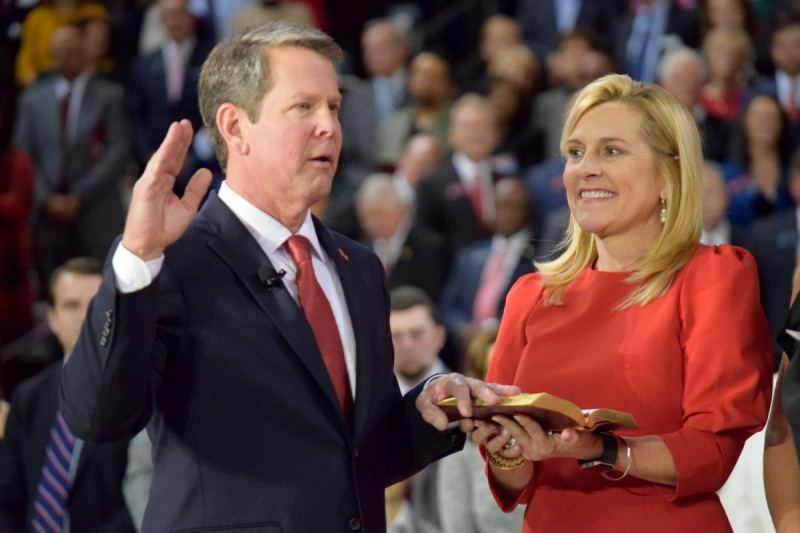 Georgia Gov. Brian Kemp Called to Resign After Certifying Election Results